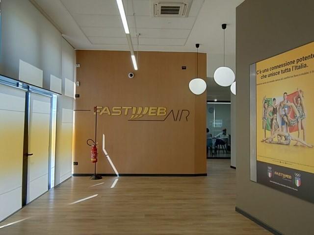 A Perugia la nuova sede di Fastweb AIR