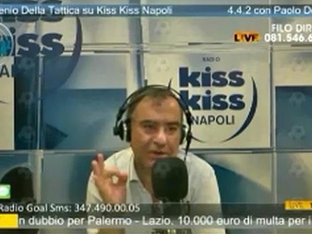 """VIDEO – """"Se fosse successo anche stavolta, mi sarei RITIRATO!"""", sentite la PROVOCAZIONE di Paolo Del Genio"""