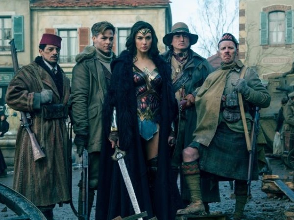 Wonder Woman Actor Says Chief Is Actually a Demi-God