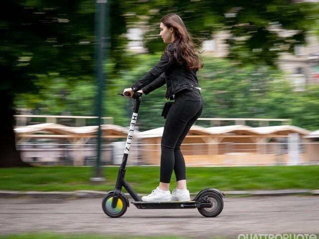 Mobilità elettrica - Se il monopattino diventa ciclomotore