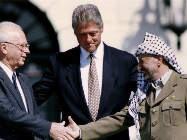 Palestina, in morte degli Accordi di Oslo