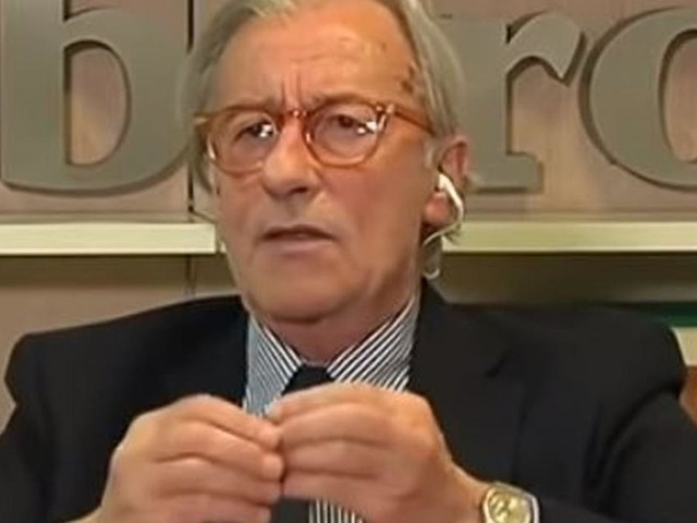 Dritto e rovescio, Feltri su riduzione parlamentari: 'M5S si è tagliato i co...' (VIDEO)