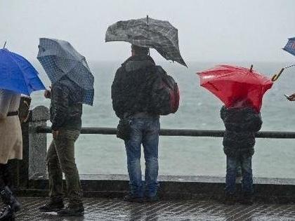 Ancora piogge e temporali sull'Italia