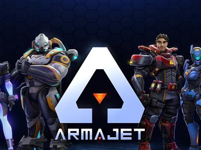 Armajet – furiosi deathmatch 4v4 vi aspettano su iPhone e Android!