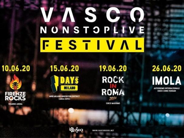 Tutto quello che c'è da sapere sui biglietti per il VascoNonStopFestival2020!