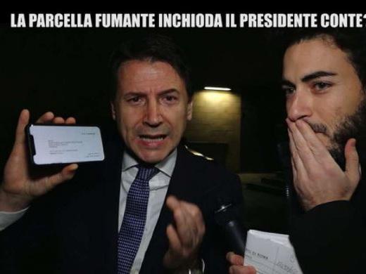 """Parcella fumante, le Iene inchiodano Conte: """"Difesa di Palazzo Chigi aggrava la sua posizione"""""""