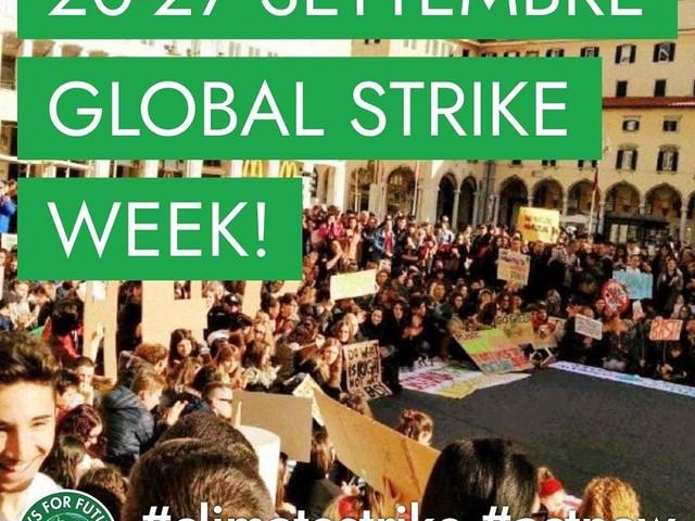 Fridays for future, Livorno si prepara allo sciopero globale per il clima