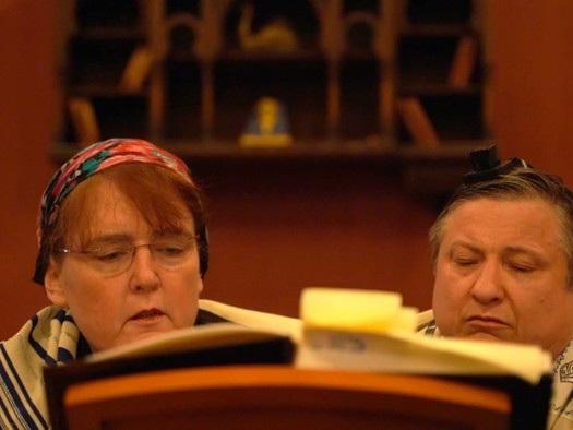 In un corto un Rabbino intersessuale a Los Angeles