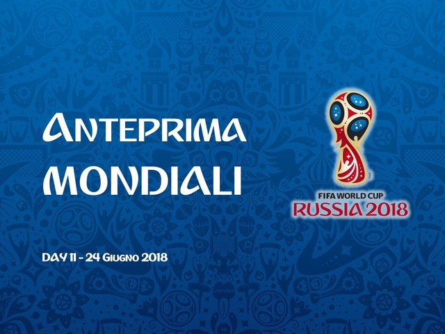 Russia 2018 – Partite e probabili formazioni del 24/06/2018: L'Inghilterra alle 14 per chiudere i conti nel girone.