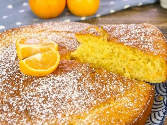 Pan di mandarino: la ricetta del dolce soffice e profumato senza burro