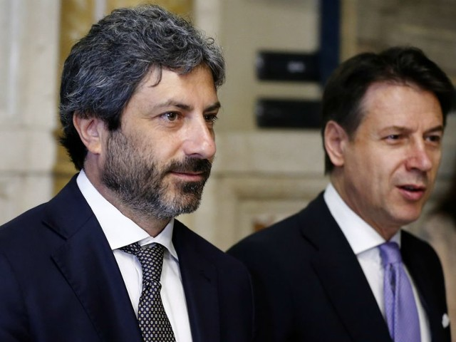 """Governo, la diretta – M5s insiste su Conte premier, Pd punta a Fico. Fonti Montecitorio: """"Presidente Camera, darà continuità a suo ruolo"""""""