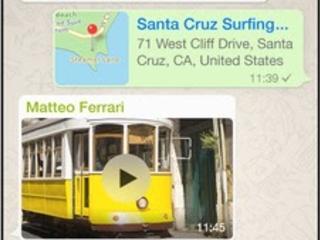 WhatsApp Messenger l'app si aggiorna alla vers 2.17.61