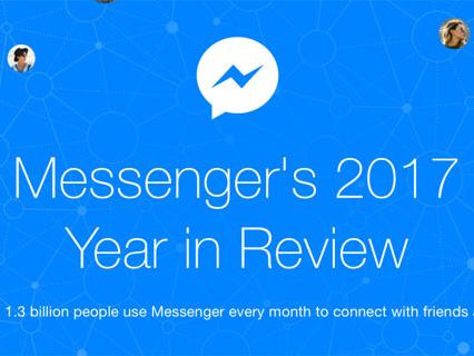 Facebook Messenger nel 2017