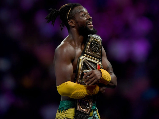 'This Year's WrestleMania Most Important Of All-Time,' Says WWE Superstar Kofi Kingston