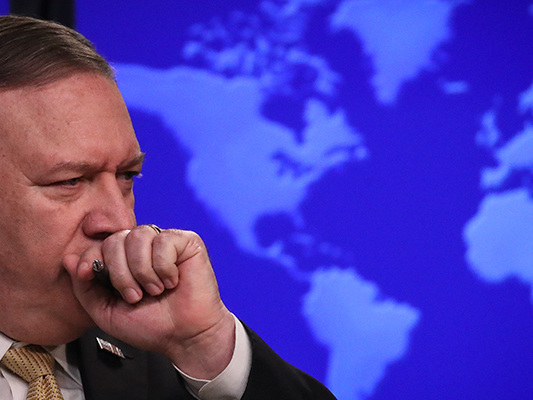 Gli Stati Uniti hanno cambiato opinione sugli insediamenti israeliani in Cisgiordania