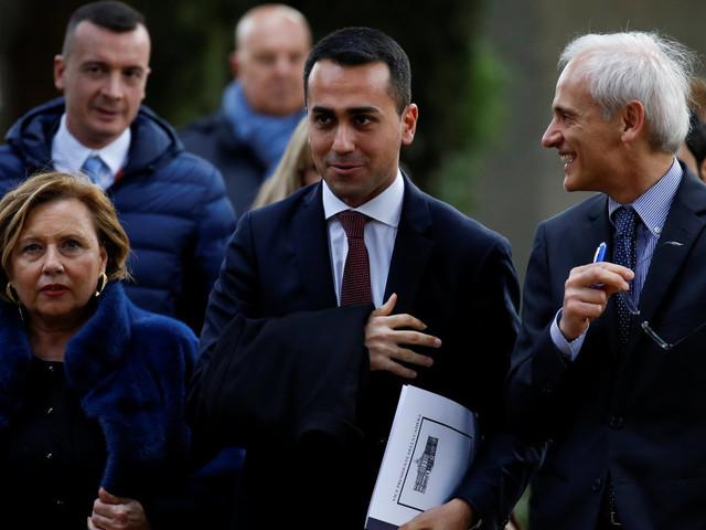 Luigi Di Maio torna a casa Europa e rottama la politica estera a 5 stelle