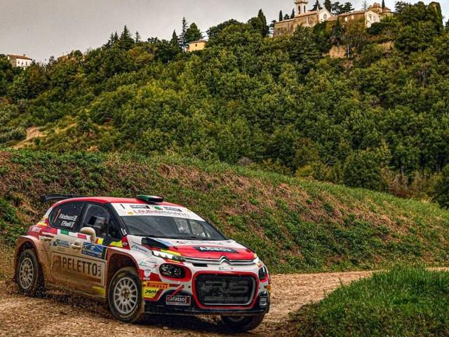 Cingoli, la coppia Andreucci-Pinelli trionfa al 27° Rally Adriatico-Marche