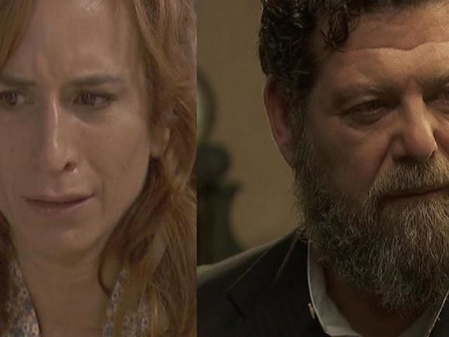 Il Segreto, trame settembre: la Perez costretta a dire addio al capomastro