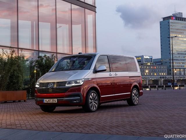 Volkswagen - Il Multivan 6.1 fa il pieno di tecnologia