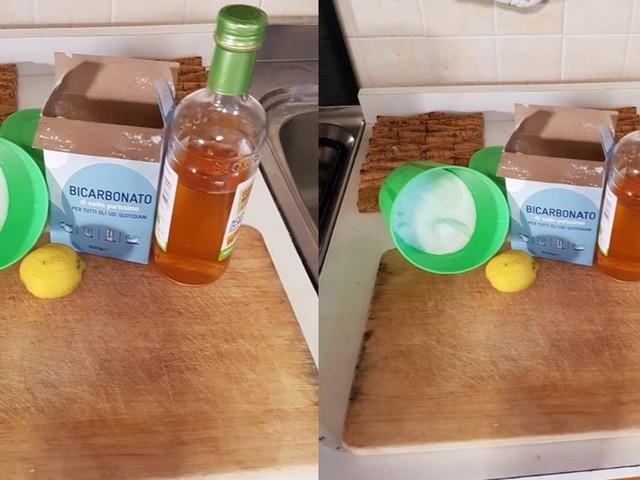Impara a pulire a fondo i taglieri di legno: i trucchi dello chef