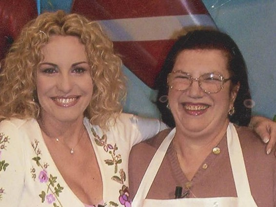 Anna Dente, la maestra della cucina laziale, ricoverata in gravi condizioni