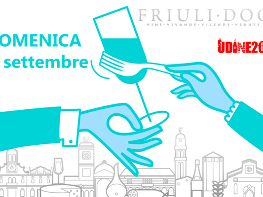 Friuli Doc, tutti gli eventi di domenica 15 settembre. Gran finale con il concerto di Noemi