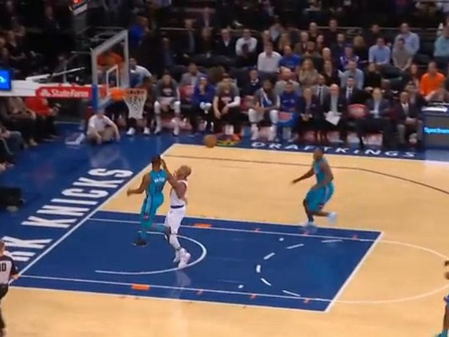 NBA, Assist of the Night: Kemba Walker