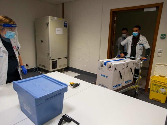 Domani mattina prime vaccinazioni Covid: ecco dove verranno effettuate in Trentino, in 7 ospedali e 7 case di riposo