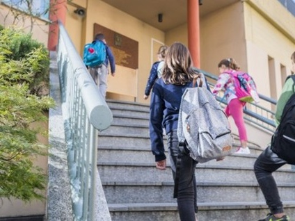 Tutti pronti per il rientro a scuola Prima campanella per 136 mila studenti