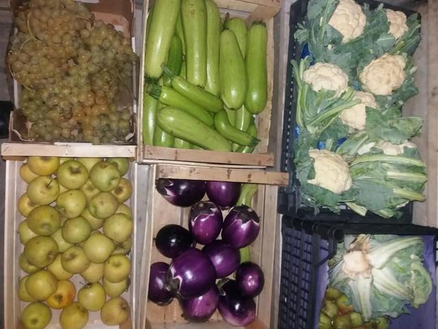 Lotta ai venditori abusivi: nuovo sequestro di frutta e verdura sul viale Europa