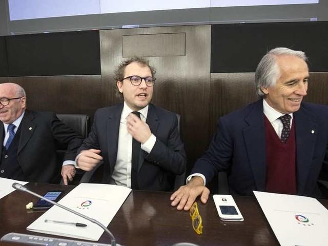Tavecchio, Malagò e Lotti: i tre responsabili del flop azzurro