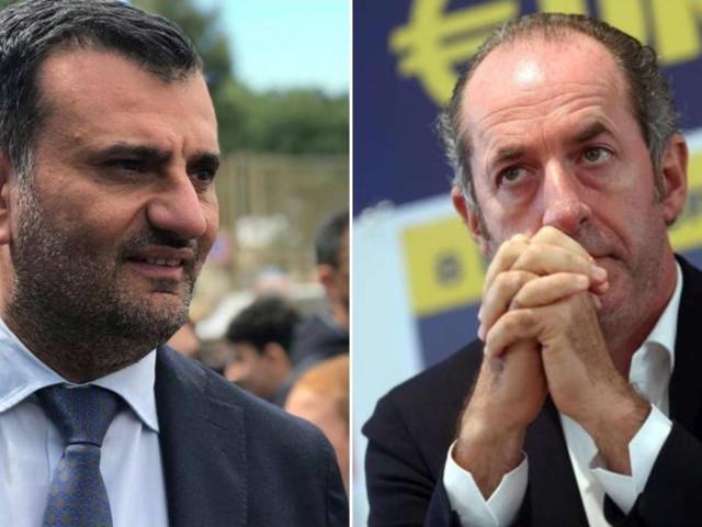 Il governatore Luca Zaia e il sindaco Antonio Decaro sono gli amministratori più popolari: consenso al 70%