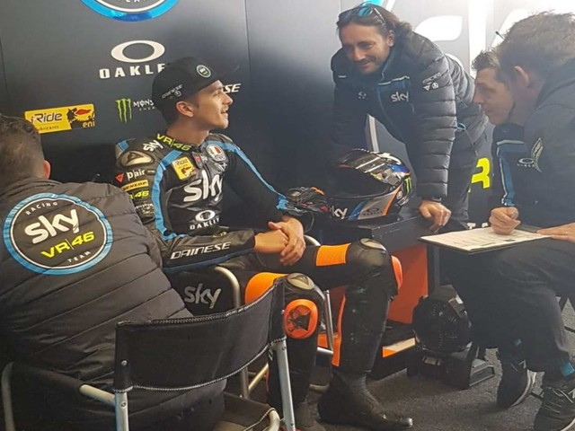 Moto3-Moto2, test Jerez: tempi e classifica Day-1. Marini leader