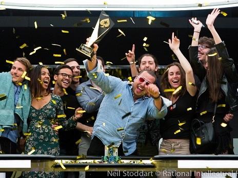 Raffaele Sorrentino vince il PSC Montecarlo Main Event!