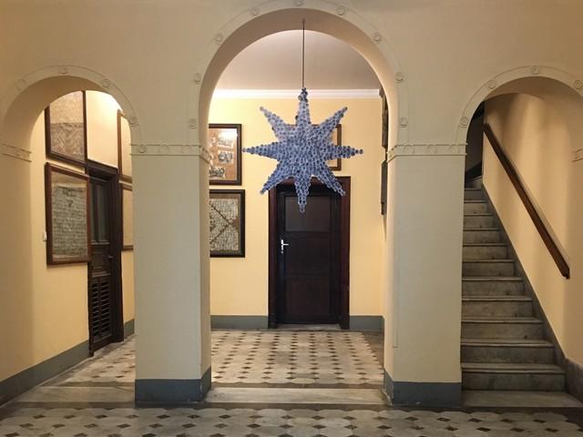 Il caso della stella. A Palermo la mostra di Desideria Burgio vede protagonisti i bambini