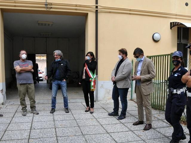 Nuova struttura per la quarantena preventiva dei senzatetto che accedono ai centri di Caritas e Papa Giovanni