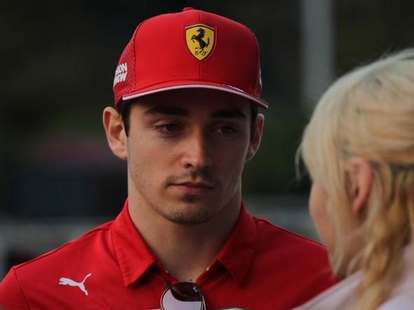 """Leclerc: """"Non penso alla popolarità"""""""