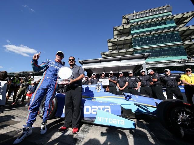 Indy 500 - Dixon conquista la pole. Alonso è quinto