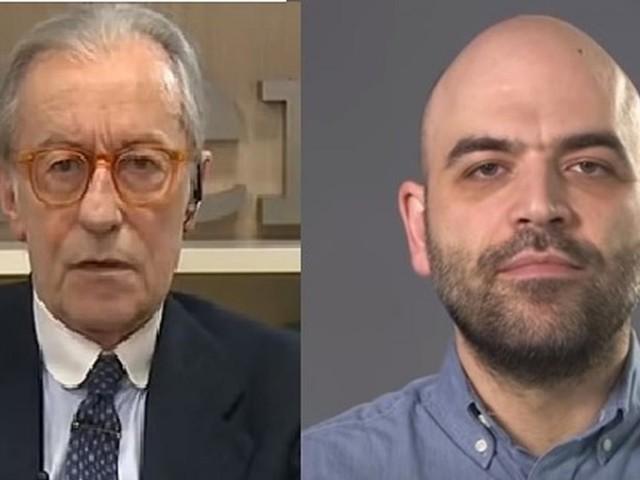Liliana Segre, Feltri contro Saviano: 'C'è un odio buono e uno cattivo?'