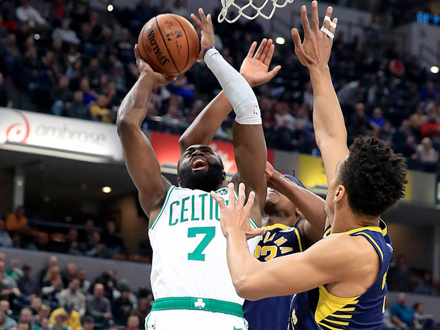 Pacers Rally Past Celtics 122-117