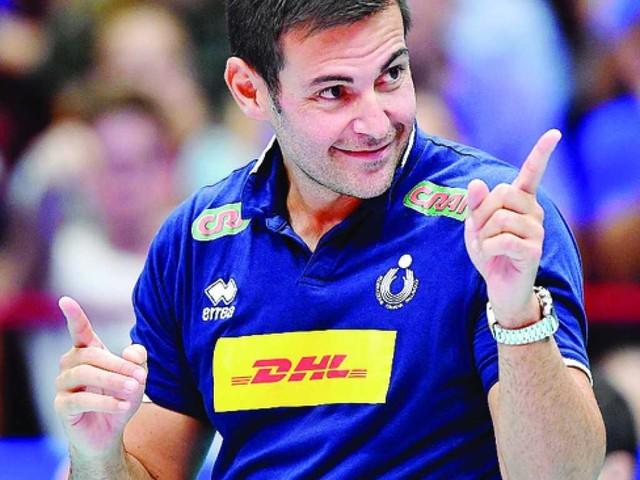 Europei di volley: urna sfortunata per l'Italia