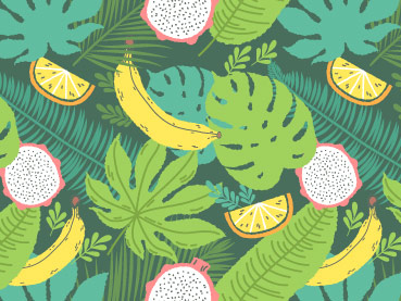 How to Create a Tropical Pattern in Adobe Illustrator