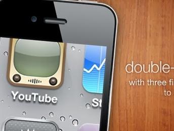 Confronto Zoom schermo Android, iOS, Windows Phone 8
