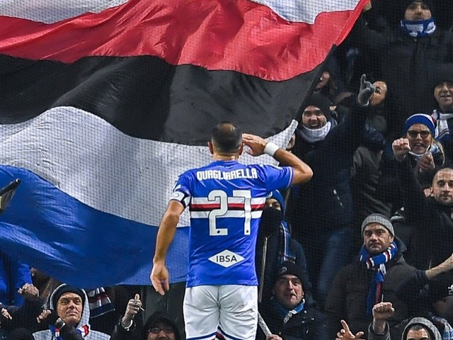 Il Bologna omaggia, la Samp ringrazia...