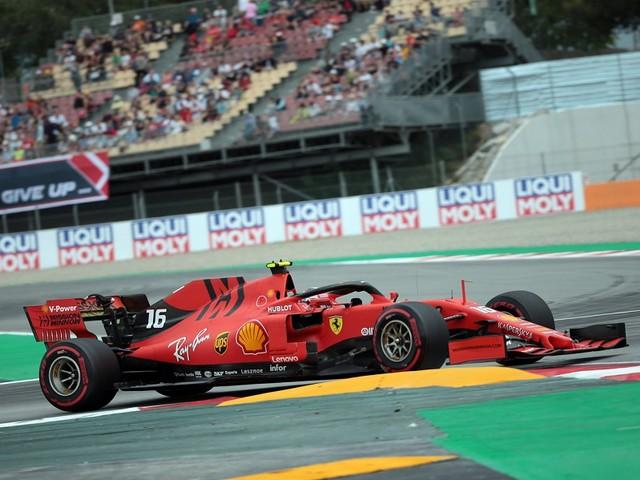 LIVE F1, GP Spagna in DIRETTA: Mercedes davanti, classifica prove libere. Ottimo 3° Leclerc!