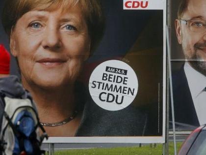 Germania al voto, si riduce distanza Merkel-Schulz