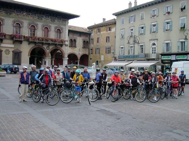 Estate turistica: Rovereto bene Brentonico a gonfie vele e tanti cicloturisti