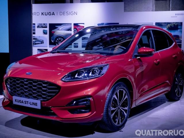 Ford Go Further - Focus, Fiesta e Kuga: le nuove ibride dell'Ovale blu