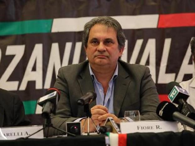 Forza Nuova, Roberto Fiore fermato a Roma dalla Digos. Tensioni a San Lorenzo VIDEO