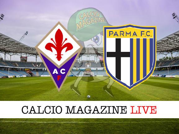 Fiorentina – Parma: cronaca diretta live, risultato in tempo reale